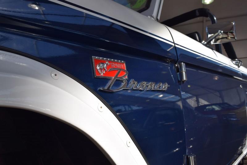 1970 Ford BRONCO SPORT 5.0 Roadster 25