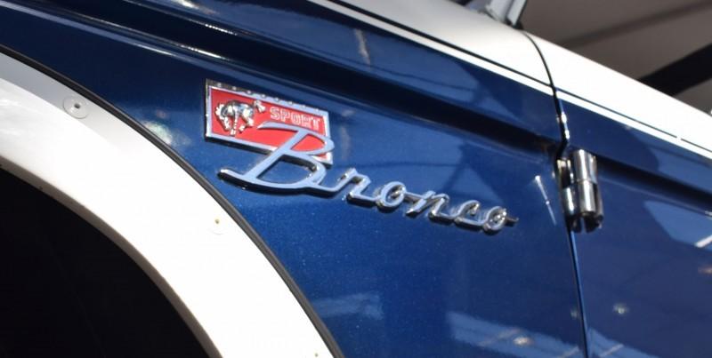 1970 Ford BRONCO SPORT 5.0 Roadster 26