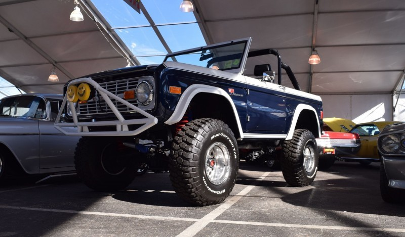 1970 Ford BRONCO SPORT 5