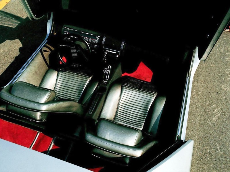 1971 Alfa-Romeo Caimano Concept 10