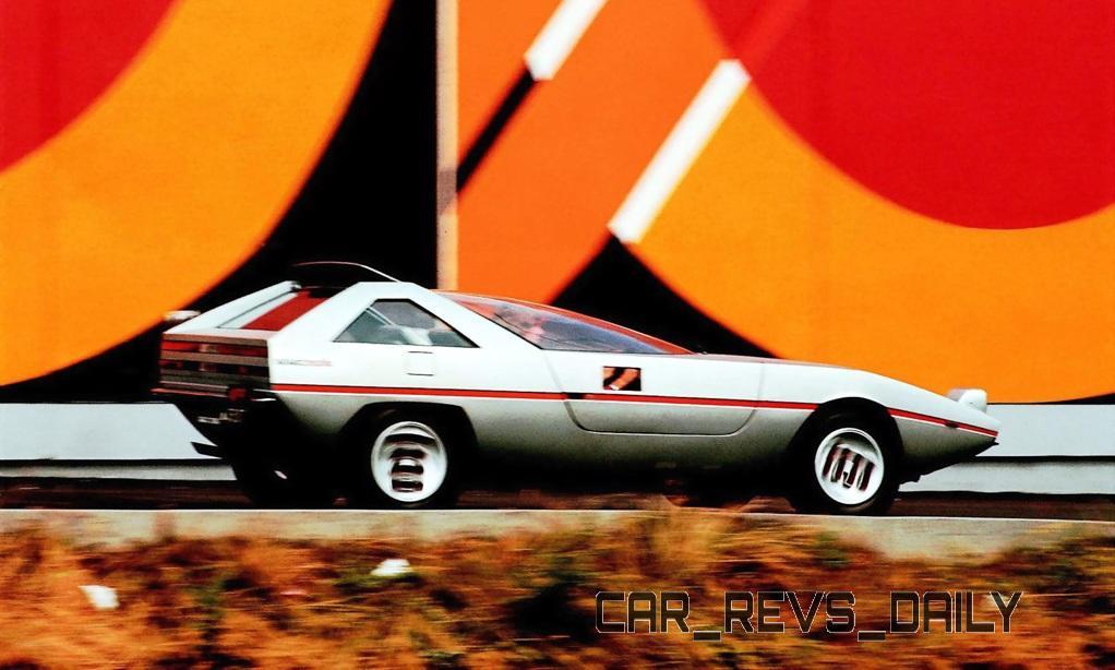 1971 Alfa-Romeo Caimano Concept 7