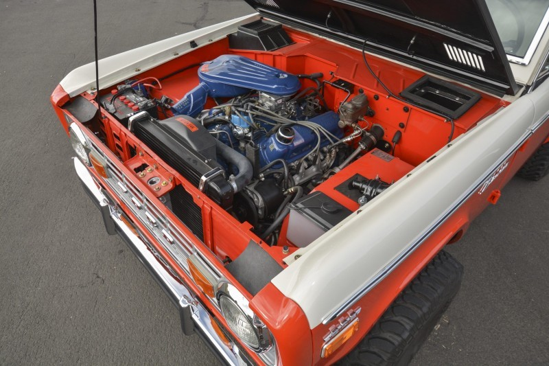 1971 Ford Bronco Stroppe Baja Edition 11
