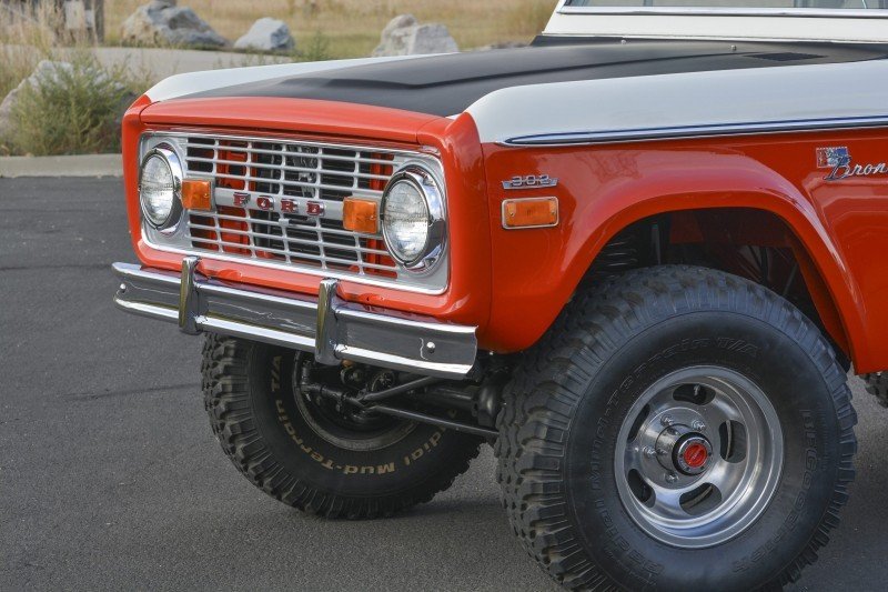 1971 Ford Bronco Stroppe Baja Edition 13