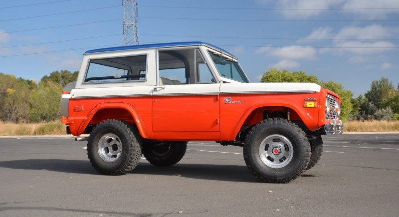 1971 Ford Bronco Stroppe Baja Edition 19