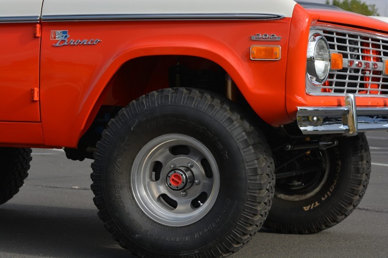 1971 Ford Bronco Stroppe Baja Edition 21