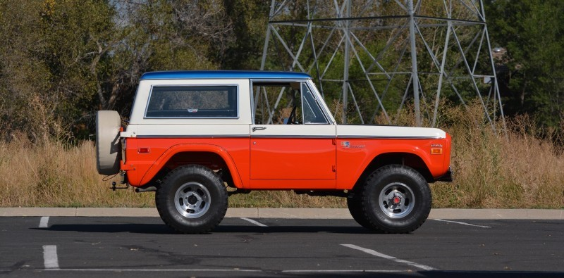 1971 Ford Bronco Stroppe Baja Edition 27