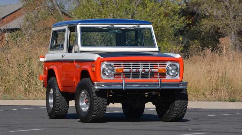 1971 Ford Bronco Stroppe Baja Edition 28