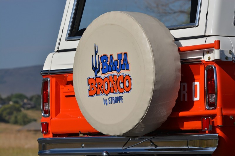 1971 Ford Bronco Stroppe Baja Edition 3