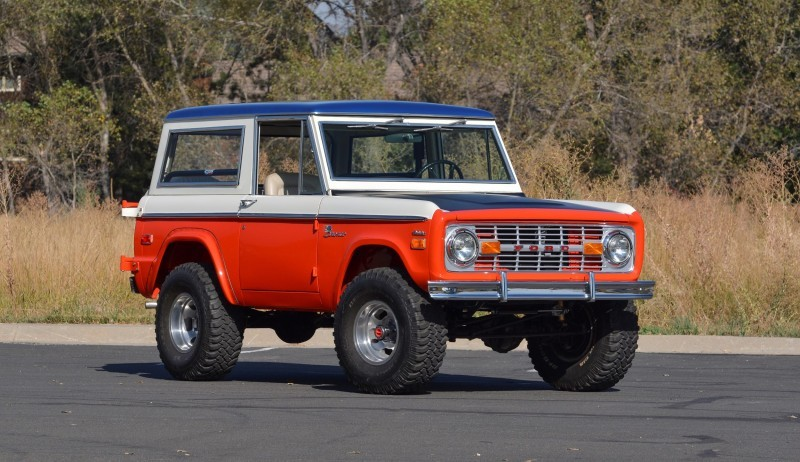 1971 Ford Bronco Stroppe Baja Edition 4
