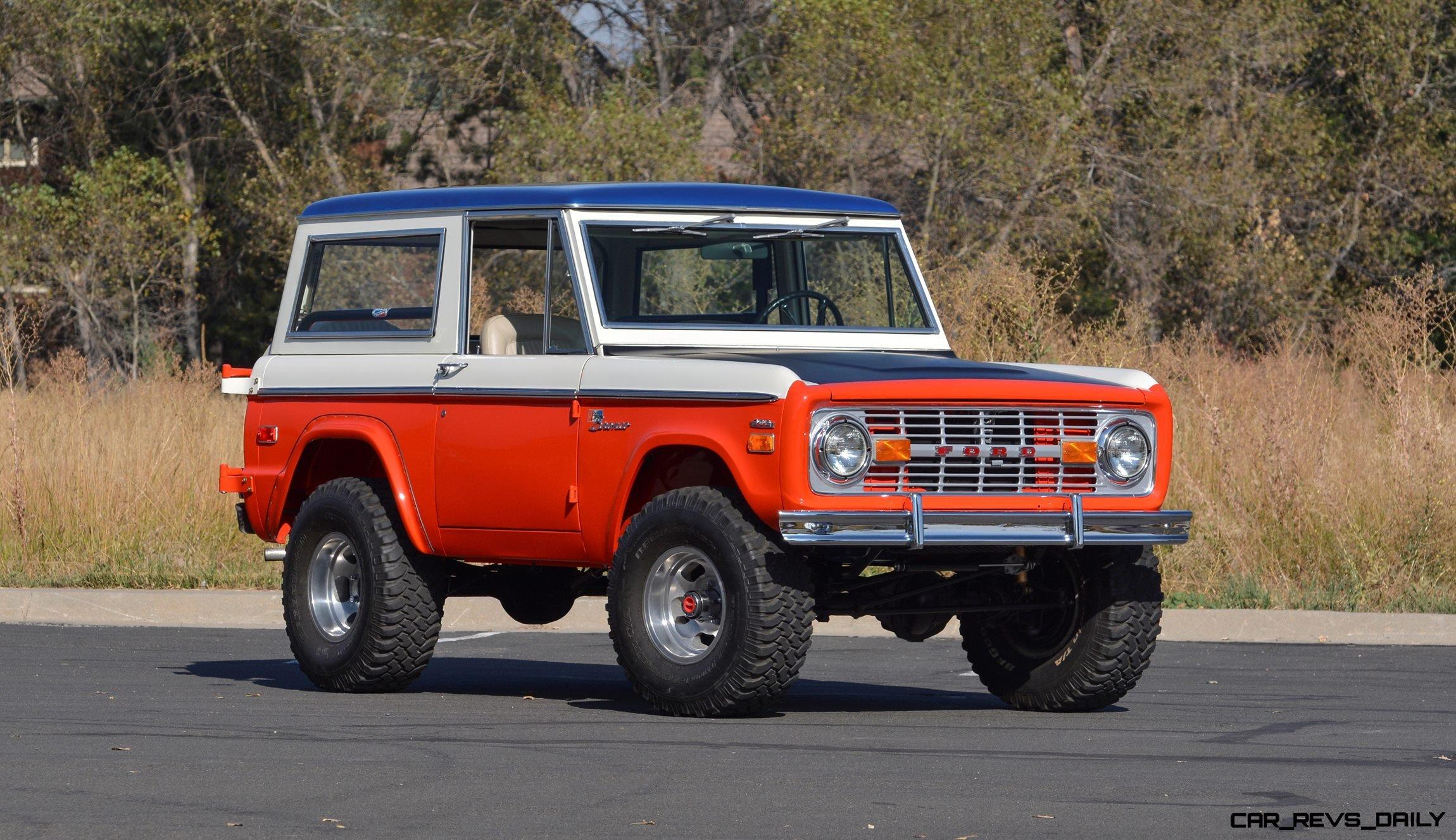 1971 Ford Bronco Stroppe Baja Edition 4
