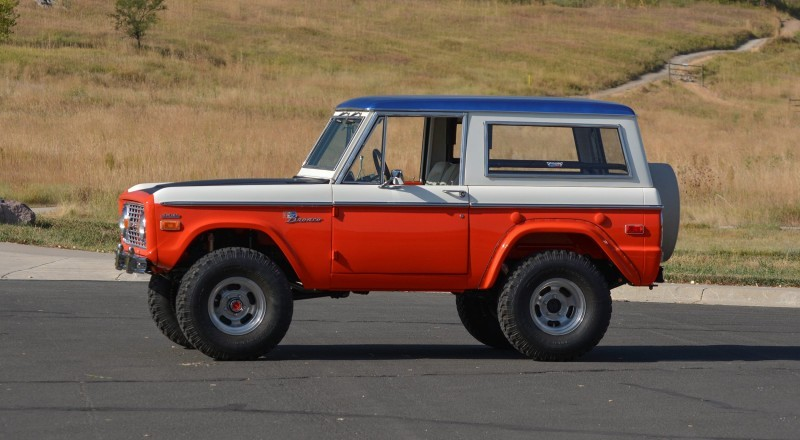 1971 Ford Bronco Stroppe Baja Edition 6