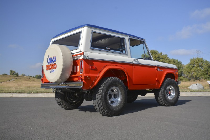 1971 Ford Bronco Stroppe Baja Edition 7