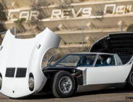 RM Arizona 2016 – 1971 Lamborghini Miura LP400 S by Bertone