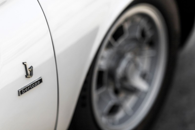1971 Lamborghini Miura LP400 S by Bertone 7