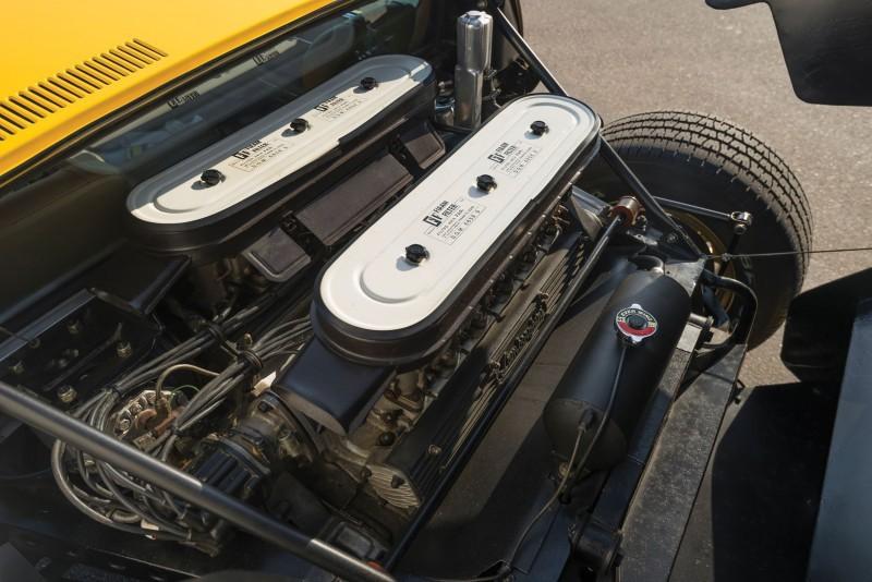 1971 Lamborghini Miura P400 SV 3