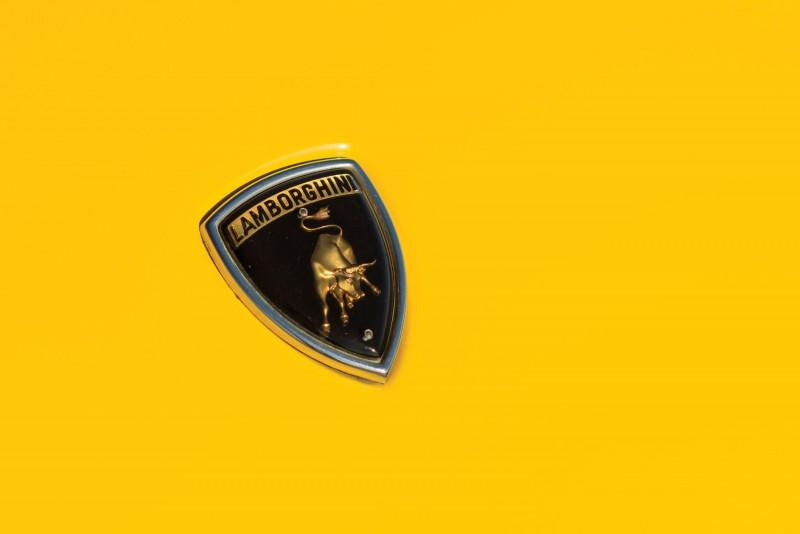 1971 Lamborghini Miura P400 SV 6