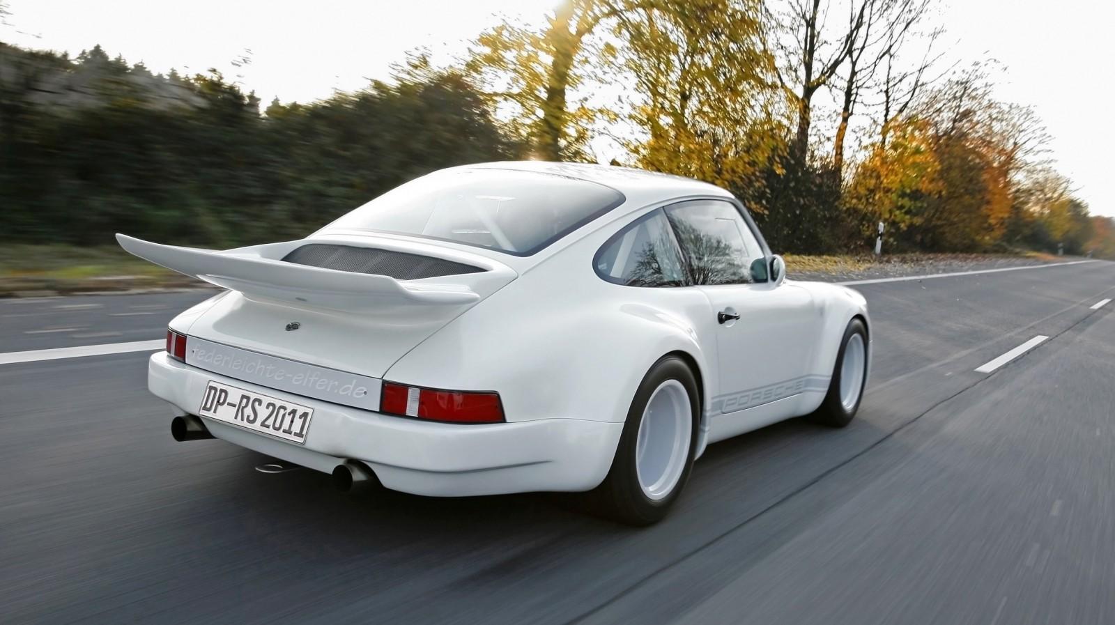 1973 Porsche 911 Lightweight Carbon Widebody by DP Motorsport 18