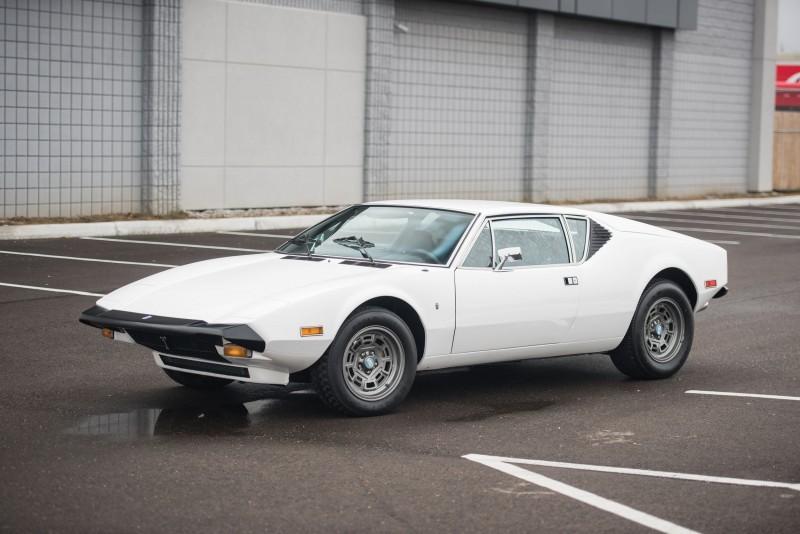 1974 De Tomaso Pantera by Ghia 1