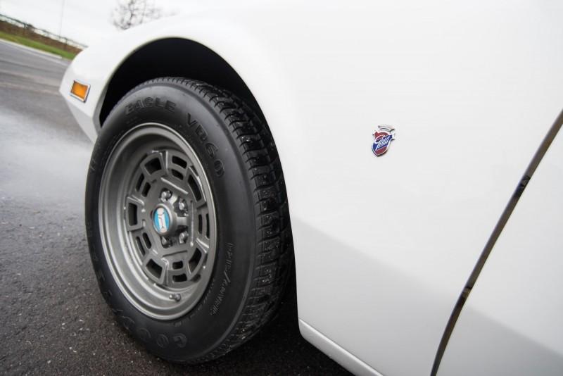 1974 De Tomaso Pantera by Ghia 10