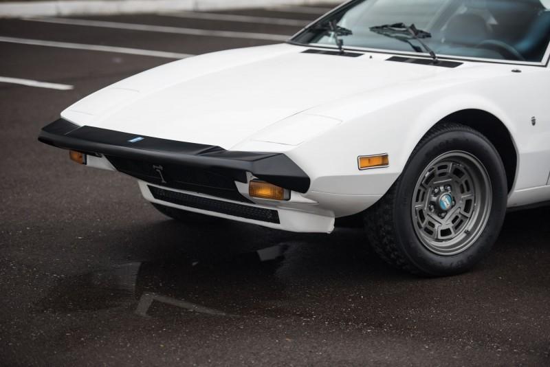 1974 De Tomaso Pantera by Ghia 17