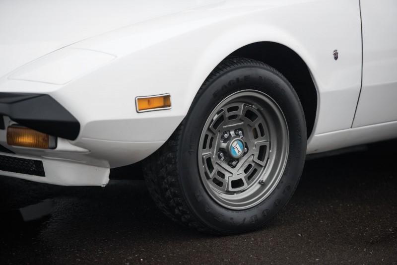 1974 De Tomaso Pantera by Ghia 18