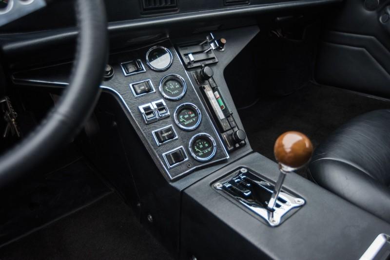 1974 De Tomaso Pantera by Ghia 19