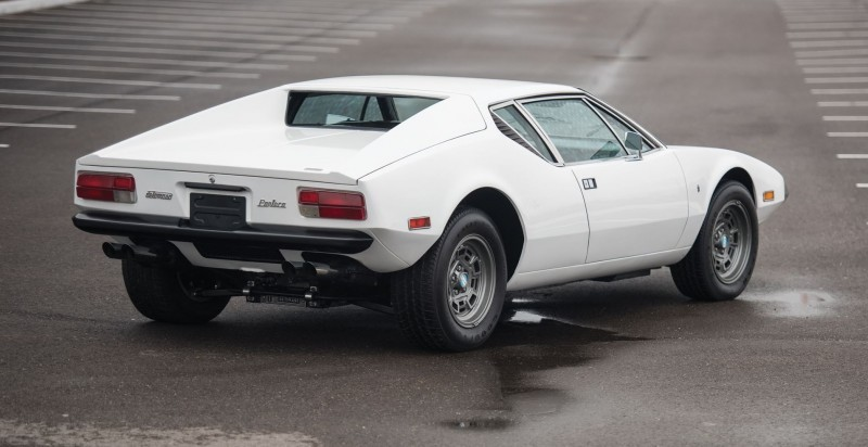 1974 De Tomaso Pantera by Ghia 2