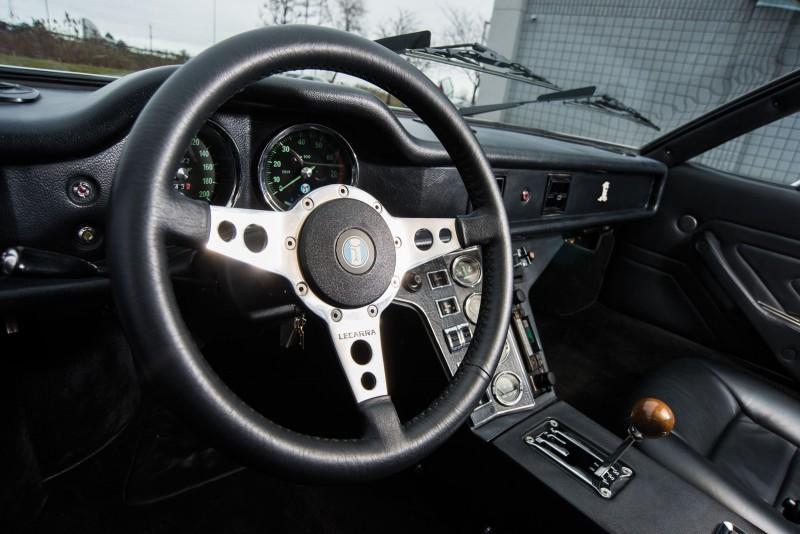 1974 De Tomaso Pantera by Ghia 21