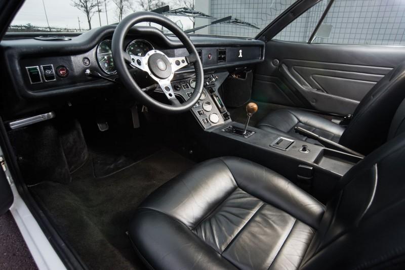 1974 De Tomaso Pantera by Ghia 4