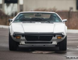 RM Arizona 2016 – 1974 DeTomaso Pantera by Ghia