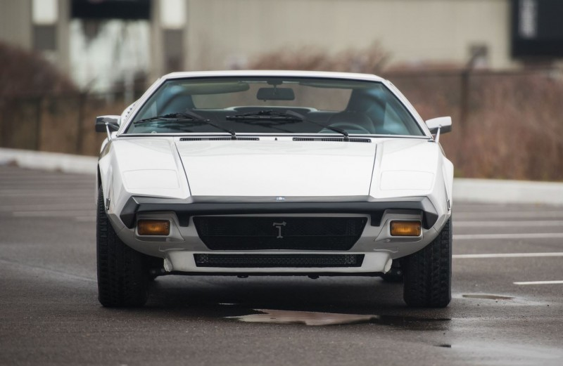 1974 De Tomaso Pantera by Ghia 5