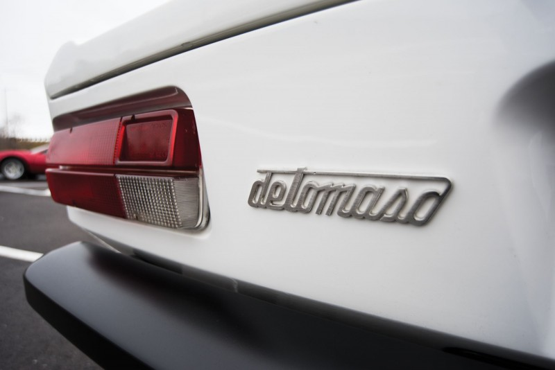 1974 De Tomaso Pantera by Ghia 8