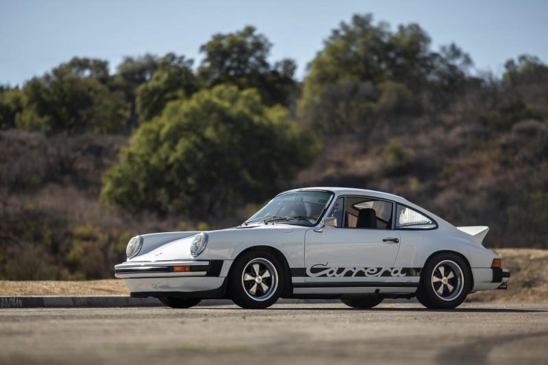 1974 Porsche 911 Carrera 2.7 MFI Coupe 1