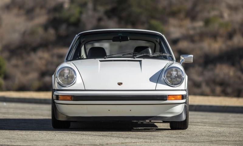 1974 Porsche 911 Carrera 2.7 MFI Coupe 10