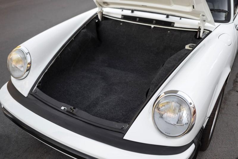 1974 Porsche 911 Carrera 2.7 MFI Coupe 17