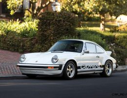 RM Arizona 2016 – 1974 Porsche 911 Carrera 2.7 MFI Coupe
