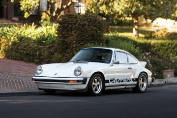 RM Arizona 2016 - 1974 Porsche 911 Carrera 2.7 MFI Coupe