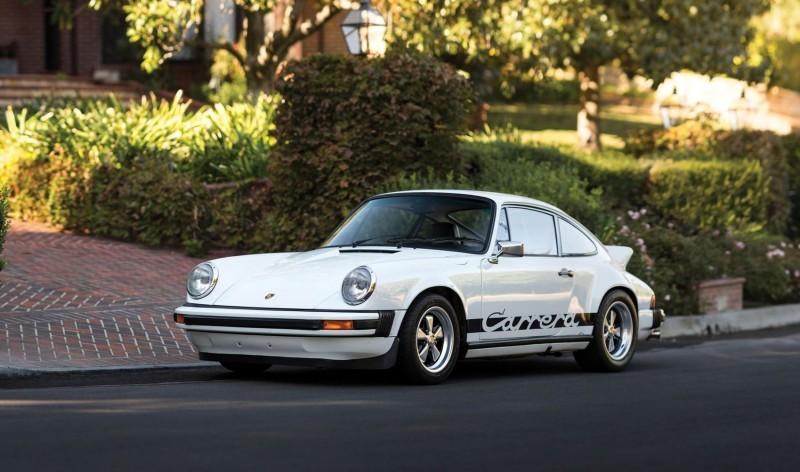 1974 Porsche 911 Carrera 2.7 MFI Coupe 22