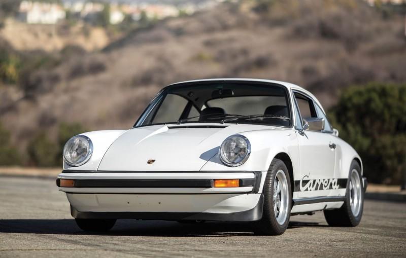 1974 Porsche 911 Carrera 2.7 MFI Coupe 23