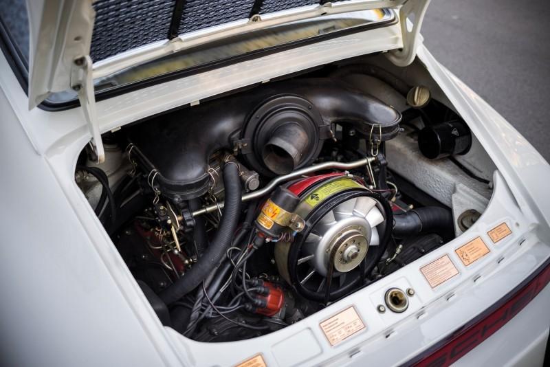 1974 Porsche 911 Carrera 2.7 MFI Coupe 3