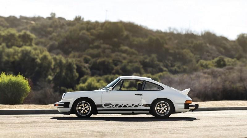 1974 Porsche 911 Carrera 2.7 MFI Coupe 5