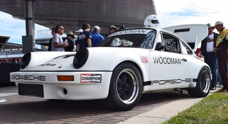 1974 Porsche 911 Carrera IROC RSR 12