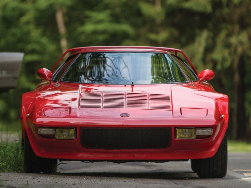 1975 Lancia Stratos Sale by RM for 375k in 2013 14