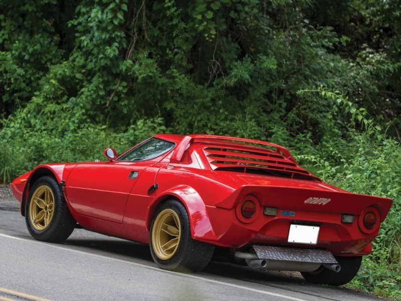 1975 Lancia Stratos Sale by RM for 375k in 2013 2