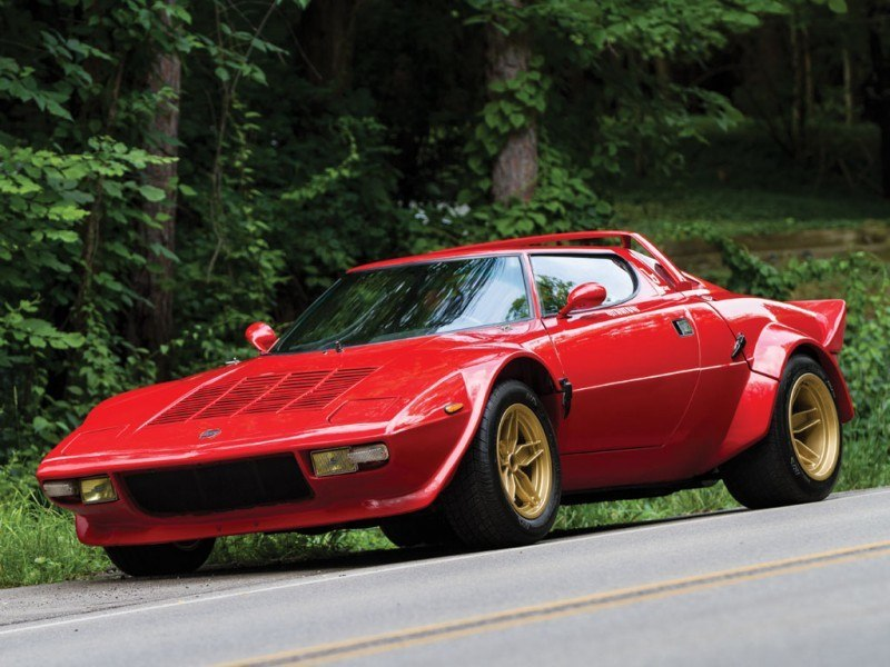 1975 Lancia Stratos Sale by RM for 375k in 2013 20