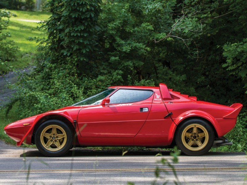 1975 Lancia Stratos Sale by RM for 375k in 2013 4