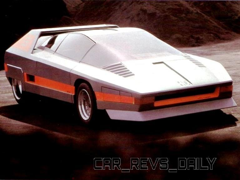 1976 Alfa-Romeo NAVAJO Concept 1