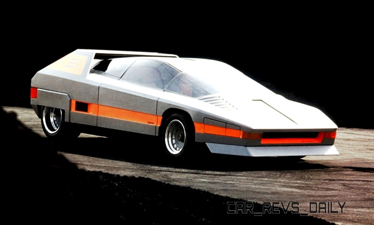 1976 Alfa-Romeo NAVAJO Concept 3