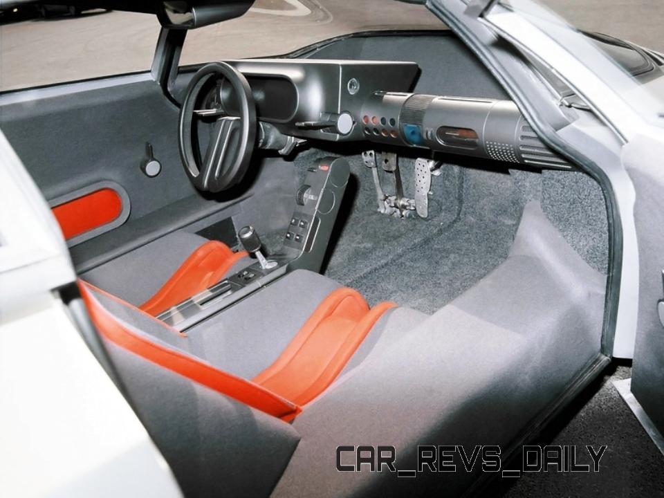 1976 Alfa-Romeo NAVAJO Concept 4