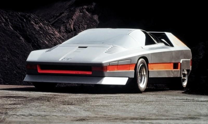 1976 Alfa-Romeo NAVAJO Concept 6